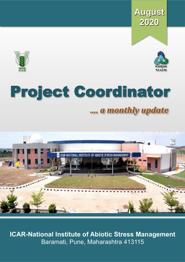 Project Co-ordinator Issue-2